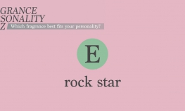 Fragrance Personality - Rock Star