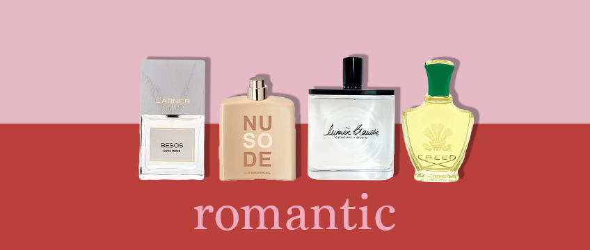 Fragrance Personality – Romantic