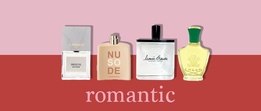 Fragrance Personality – Romantic