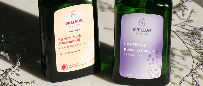Weleda Body Oils Review
