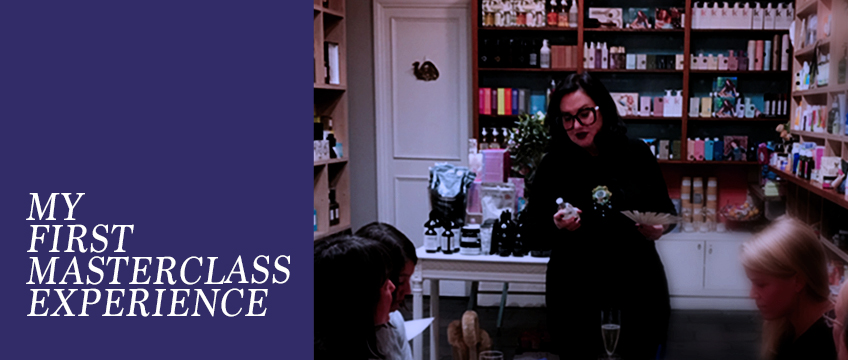 My First Perfume Masterclass in Melbourne with Lore