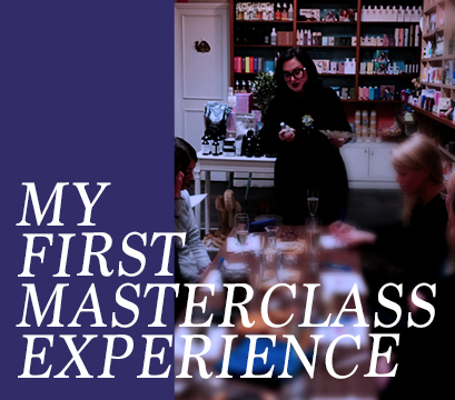 My First Masterclass Experience…