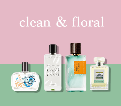 Fragrance Personality – Clean & Floral