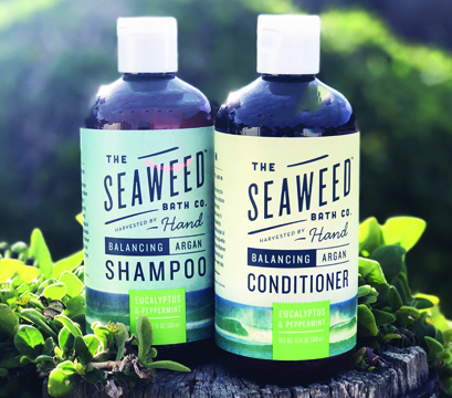 Spotlight on Seaweed Bath Co's Natural Hair Care Products