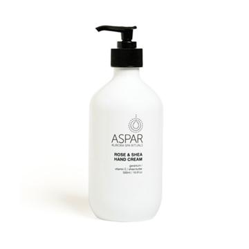 Rose & Shea Hand Cream 500ml