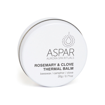 Rosemary & Clove Thermal Balm 20g