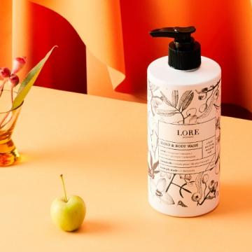 Hand & Body Wash 500ml