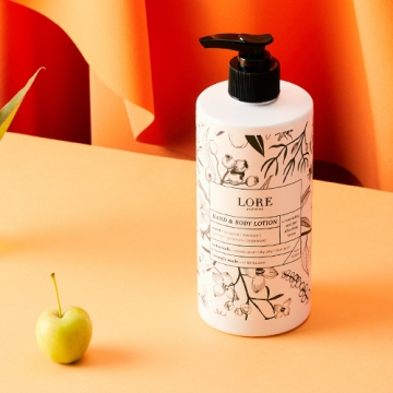 Hand & Body Lotion 500ml