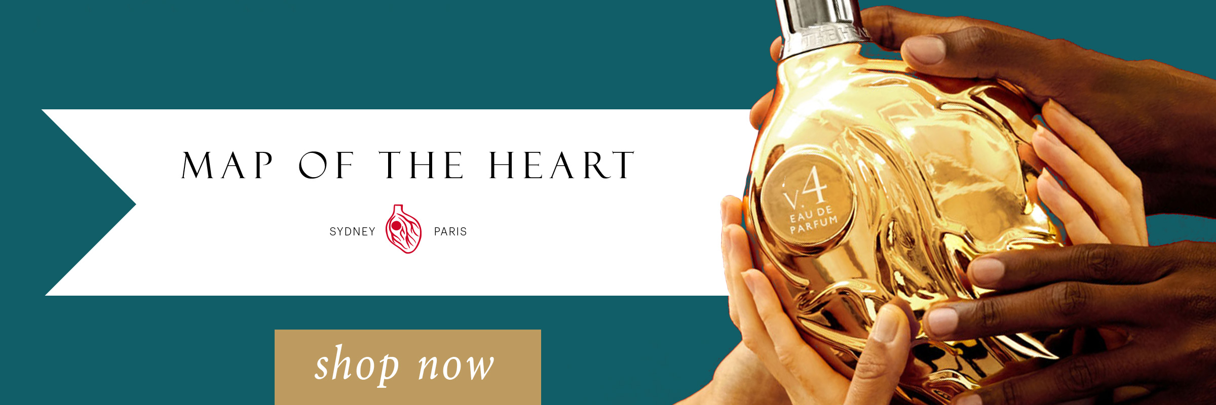 Map of the heart perfume