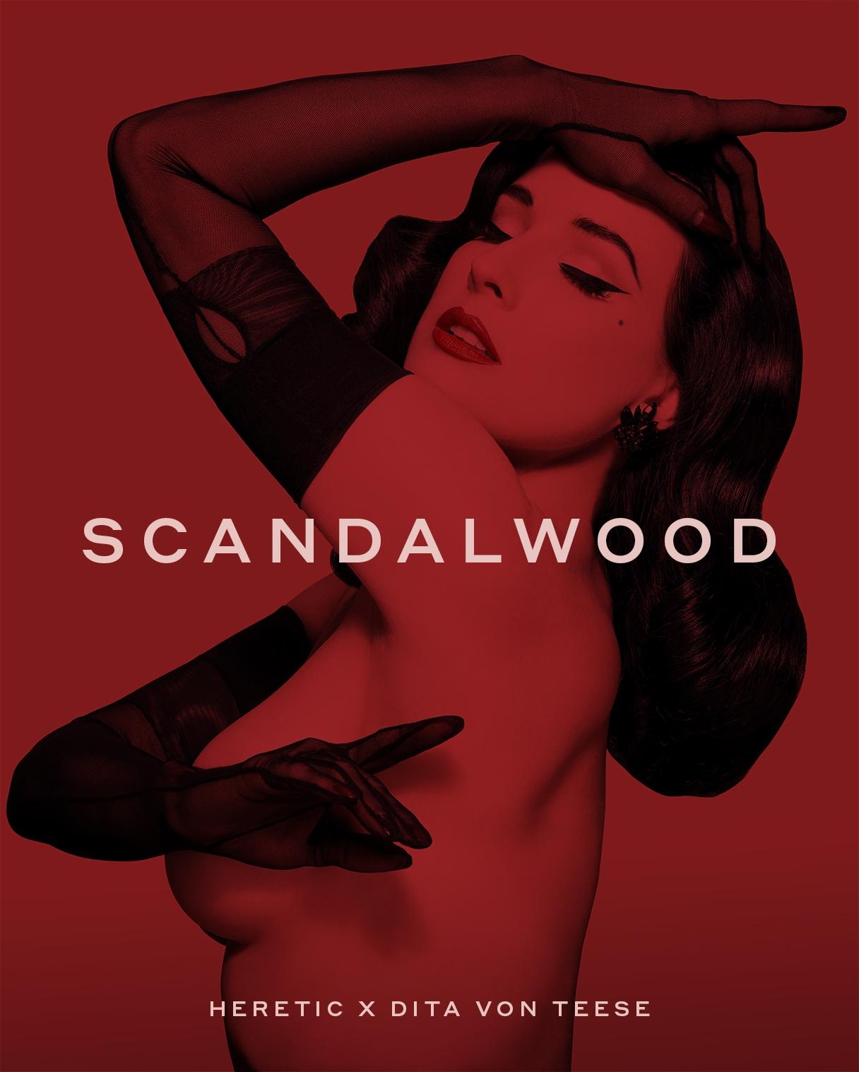 Heretic Scandalwood 10ml