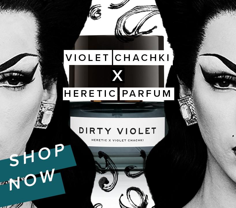 Violet Chachki Dirty Violet