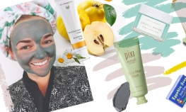 Teagan chats about her favourite face masks at Lore!