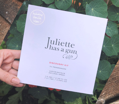Our team reviews the Juliette has a Gun Discovery Kit!