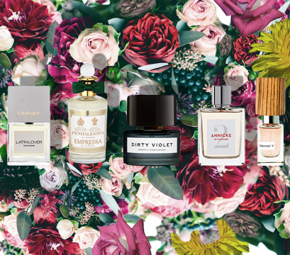 We love a man in a floral fragrance…🌹🌼