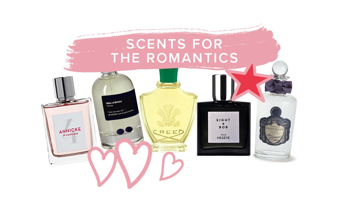scents for the romantics